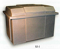 SJ1 Container with Lid