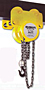 Budgit Hoist AM Army Type Hand Chain Hoists